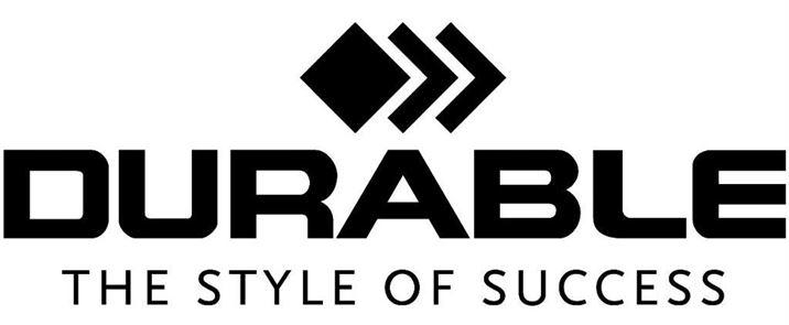 Логотип немецкой компании - Durable