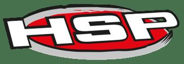 Логотип компании производителя радиоуправляемых моделей - Hspracing
