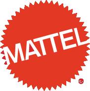Логотип компании Mattel