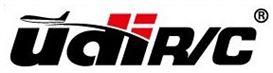 Логотип китайской компании производителя RC - UDIRC