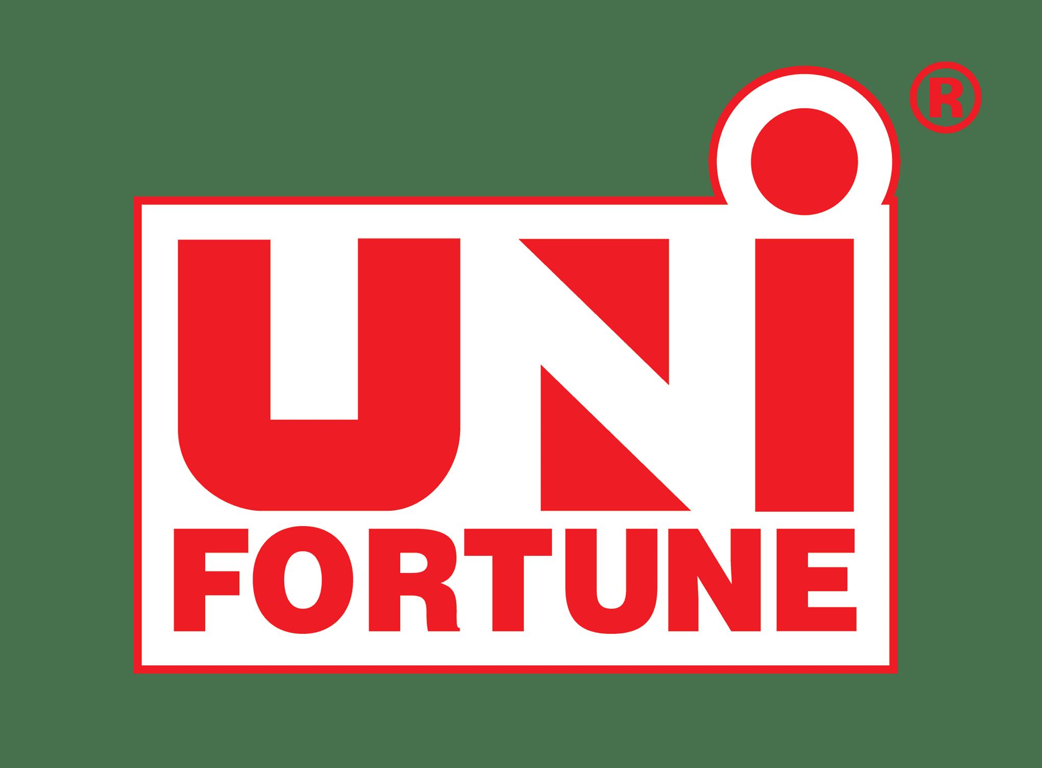 Логотип гонконгской компании - Uni-Fortune Toys Industrial Ltd.