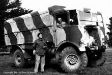 Британский средний грузовик Matador