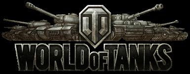 Логотип онлайн игры World of Tanks