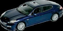 "Модель машины ""Porsche Panamera S"", 1:24, Welly"