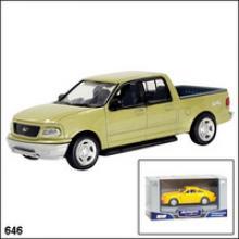 Модель автомобиля Ford F-150 supercrew, 1:43, Autotime