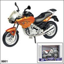 Модель мотоцикла BMW F650CS, 1:18, Autotime