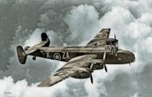 "Сборная модель самолета ""Handley Page Halifax Mk.I/II"", Revell (Ревелл)"