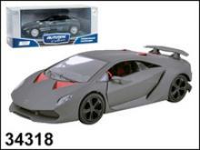 Модель автомобиля Lamborghini Sesto elemento, 1:24, Autotime
