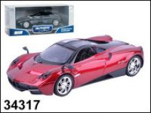 Модель автомобиля Pagani Huayra, 1:24, Autotime