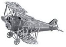 """Сборная модель """"3D Metal Puzzle"""". Самолет-истребитель """"Fokker"""" L, Educational Line"""