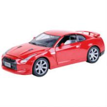 Модель автомобиля Nissan GTR 2008, масштаб 1:24, Motor Max