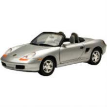 Модель автомобиля Porsche Boxster, масштаб 1:24, Motor Max