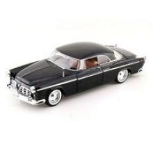 Модель автомобиля 1955 Chrysler C300, масштаб 1:24, Motor Max