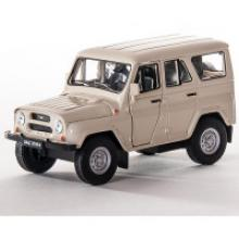 "Модель автомобиля ""УАЗ-31514"", 1:34-39, Welly"