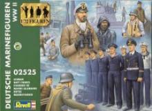 """Сборная модель """"Военно-морские силы Германии, Вторая Мировая война"""", Revell (Ревелл)"""