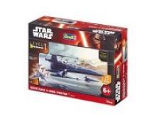 """Сборная модель """"Звездные войны. Истребитель """"Х-Wing"""", Revell (Ревелл)"""