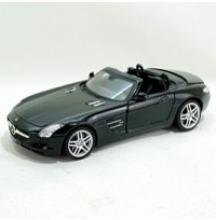 """Машина металлическая """"Mercedes-Benz SLS AMG. Кабриолет"""", 1:24, Hoffmann"""