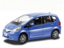 Коллекционная, металлическая игровая модель Honda Jazz (Fit), IDEAL 013074