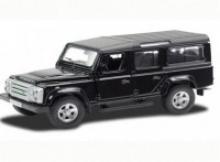 """Коллекционная игровая модель """"Land Rover Defender"""", IDEAL"""