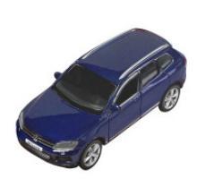 "Машинка ""Volkswagen Touareg"" (синяя), PIT STOP"