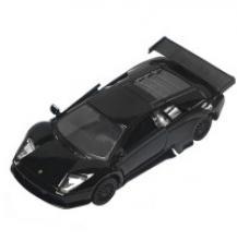 "Машинка ""Lamborghini Murcielago R-GT"" (черная), PIT STOP"