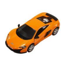 """Машинка """"McLaren 650S"""" (оранжевая), PIT STOP"""