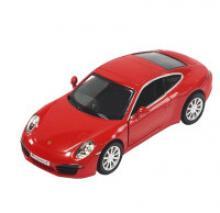 "Машинка ""Porsche 911 Carrera S"" (красная), PIT STOP"