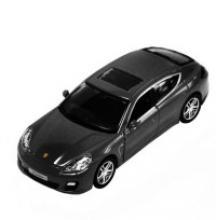 "Машинка ""Porsche Panamera Turbo"" (черная), PIT STOP"