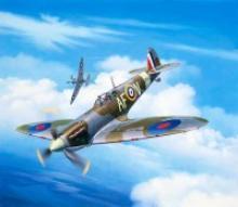 Истребитель Spitfire Mk.IIa, Revell (Ревелл)