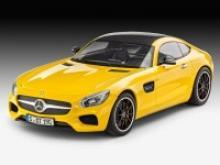 """Спорткар """"Mercedes AMG GT"""", Revell (Ревелл)"""