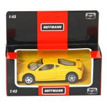 Машина металлическая спортивная, инерционная, Hoffmann 49520