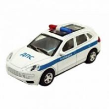 """Машина металлическая """"Полиция. ДПС"""", инерционная, Hoffmann"""