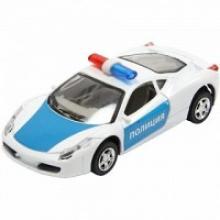 """Машина металлическая """"Полиция"""", инерционная, Hoffmann"""
