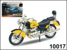 """Мотоцикл """"Honda valkyrie"""", 1:18, Autotime"""