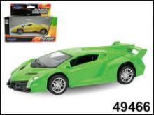 "Машинка ""Italy Fantastic Car"", 1:36, Autotime"