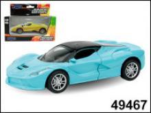 """Машинка """"Maranello Deluxe Car"""", 1:36, Autotime"""