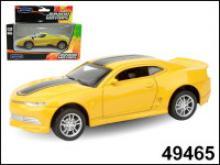 """Машинка """"Chevrolet Camaro"""", 1:36, Autotime"""