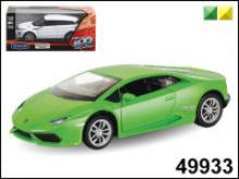 "Машинка ""Lamborghini Huracan LP610-4 5"", 1:32, Autotime"
