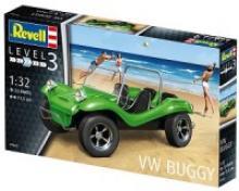 Модель автомобиля VW Buggy, Revell (Ревелл)