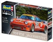 "Автомобиль ""Porsche 934 RSR Jägermeister"", Revell (Ревелл)"