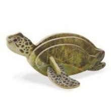 """Деревянный 3D пазл """"Морская черепаха"""", 8 деталей, Robotime"""
