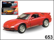 """Машинка """"Mazda RX-7"""", 1:43, Autotime"""