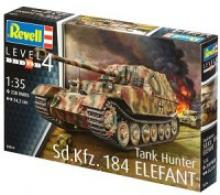 """Сборная модель """"Истребитель танков Sd.Kfz. 184"""", Revell (Ревелл)"""