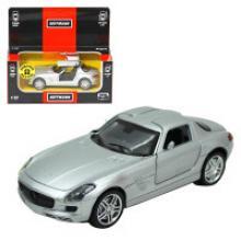 Машина металлическая Mercedes, инерционная, Hoffmann