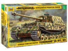 """Немецкий истребитель танков """"Фердинанд"""", арт. 3653, Звезда"""
