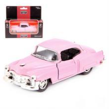 """Машина металлическая, инерционная """"Retro Prestige"""" (цвет: розовый), Hoffmann"""