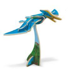 """3D пазл деревянный для детей """"Птерозавр"""", Геодом"""