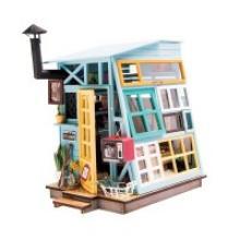"""Деревянный 3D пазл """"Дома миниатюры. Деревянный домик"""", Robotime"""
