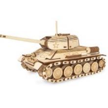 """Модель сборная """"Танк Т-34-85"""", 355 деталей, IQ FORMAT"""
