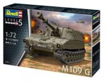 "Сборная модель ""Самоходная гаубица M109 G"", Revell (Ревелл)"